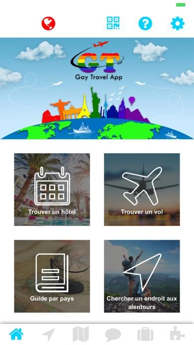 Gay Travel screenshot two
