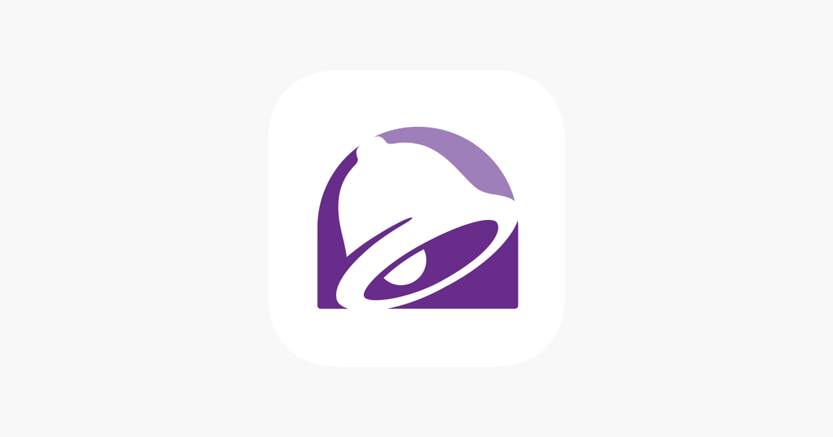Taco Bell On The App