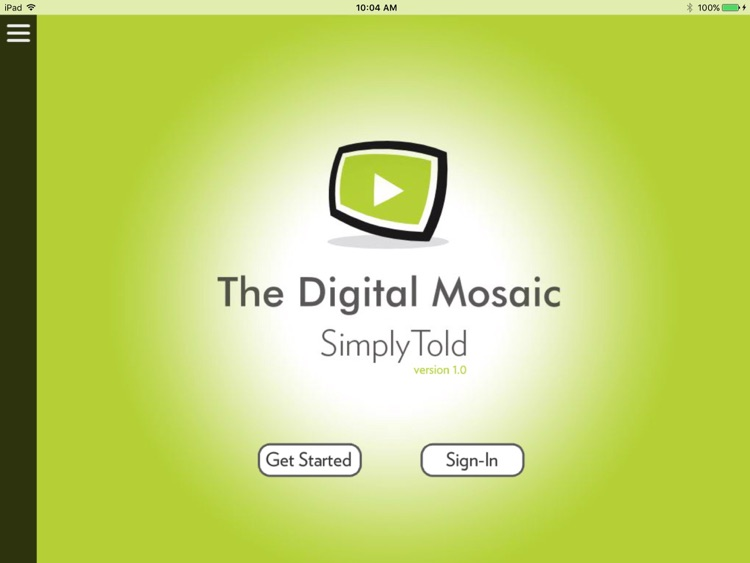 SimplyTold for iPad