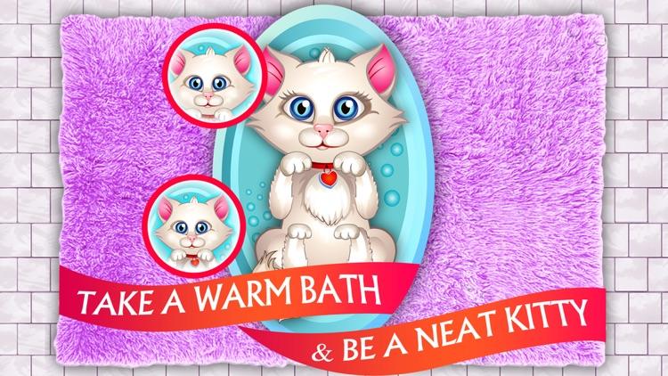 Kitty Cat Pop: My Virtual Pet
