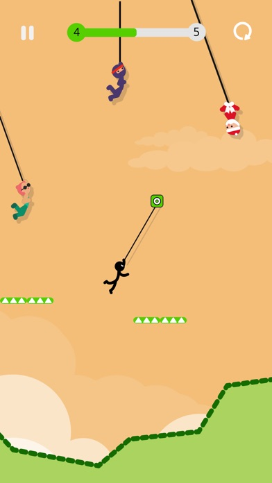 Swing Star screenshot 3