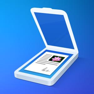 Scanner Pro app
