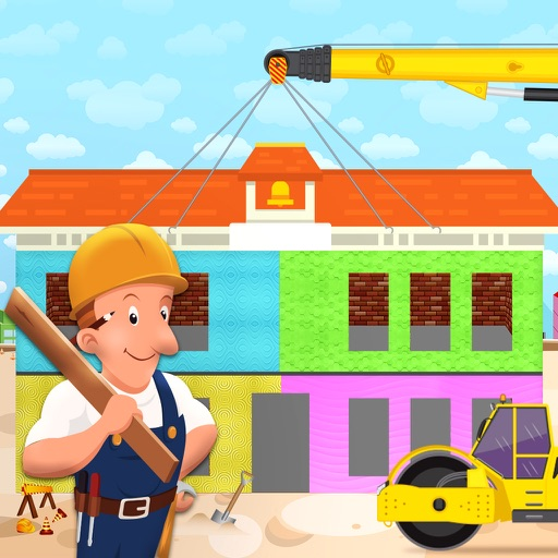 High School Construction free software for iPhone and iPad