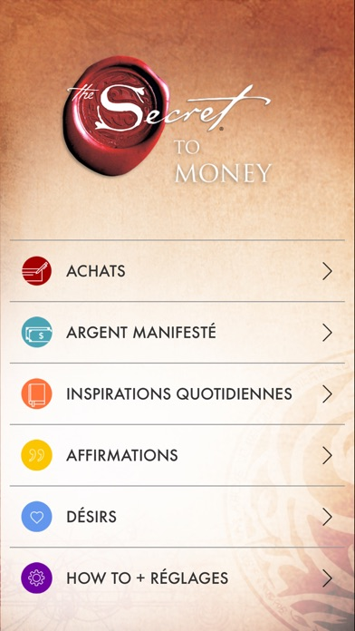 download The Secret To Money apps 2