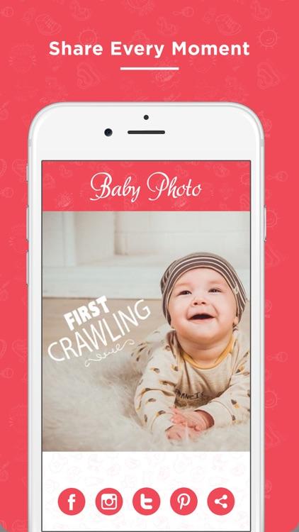 Baby Photo App