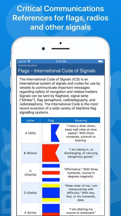 Navigation Rules Pro screenshot-7
