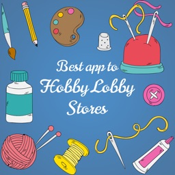 Best app to Hobby Lobby Stores