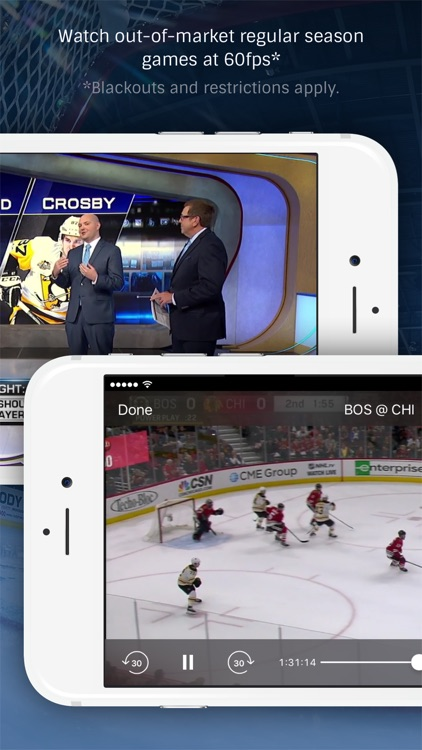 NHL screenshot-0