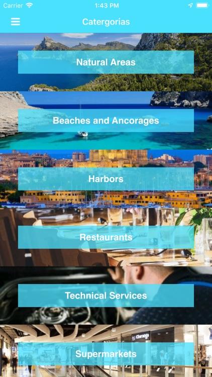 Majorca from the Sea