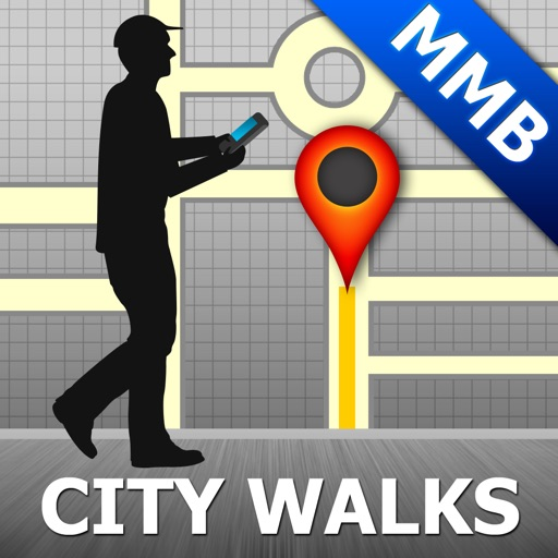 Mumbai Map & Walks (F)