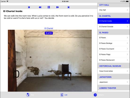 Santa Barbara Ghosts Tour Screenshots