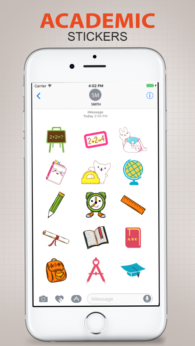 Academic Session Sticker Emoji screenshot two