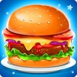Yummy Burger Maker Cooking
