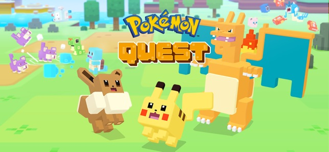 Pokémon Quest on the App Store