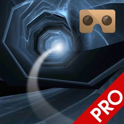 VR Tunnel Race Pro: Time Travel in Virtual Reality