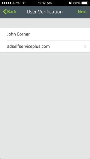 ManageEngine ADSelfServicePlus on the App Store