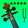 Violoncello Stimmgerät Pro