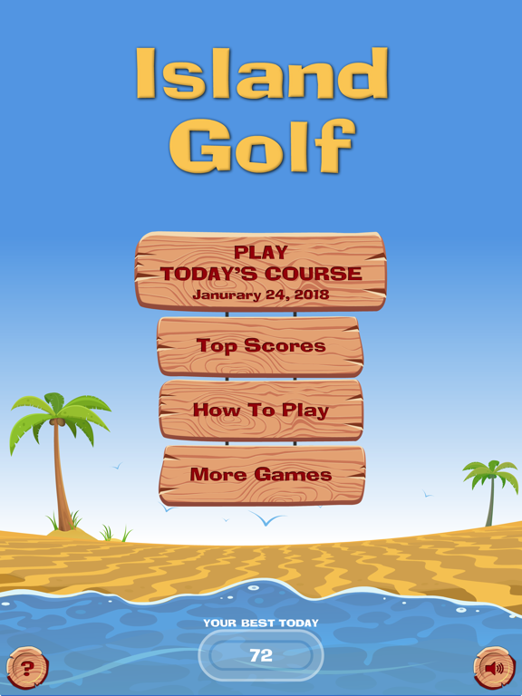 Screenshot 4 Island Golf