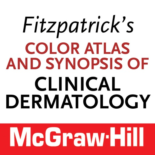 Fitzpatricks Atlas Dermatology