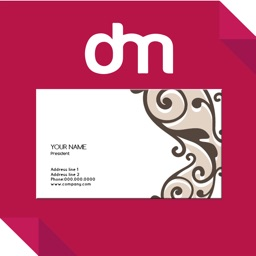 Easy Business Card Maker - DesignMantic