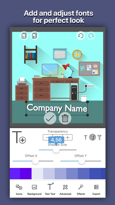 Logo Shop Creator - Logo Maker screenshot three