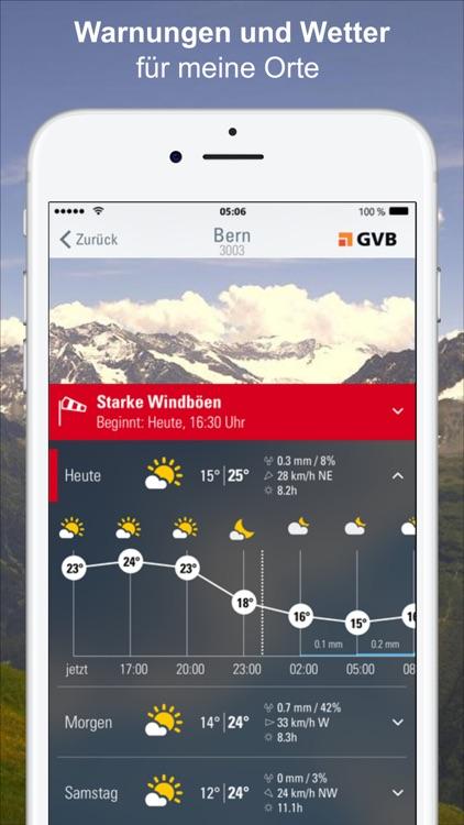 Wetter-Alarm - Wetter & Alarme