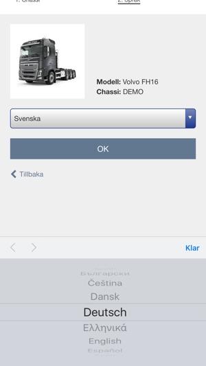 Volvo Trucks Driver's Handbook on the App Store
