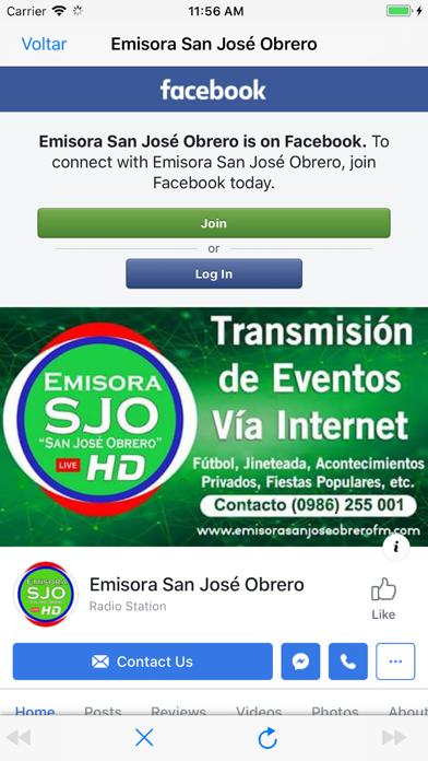 点击获取Emisora San José Obrero