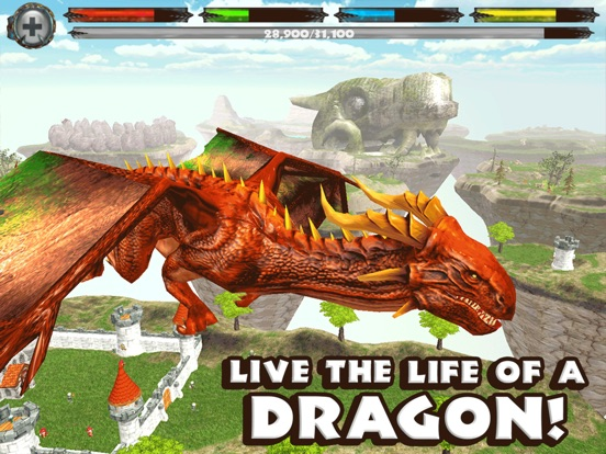 World of Dragons: 3D Simulator Screenshots