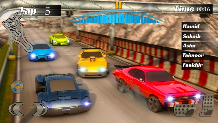 Real Street Racing Game 2018 screenshot-3