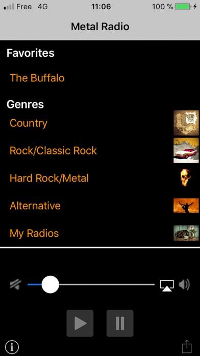 Metal Radioのおすすめ画像1