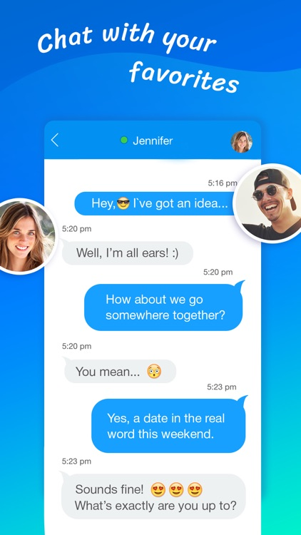 Cupid - Dating App screenshot-3