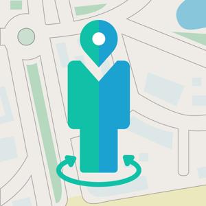 Google Street View Explorer Navigation app