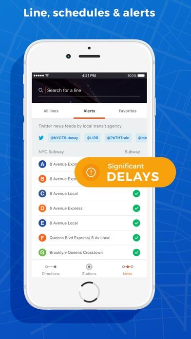 Moovit: Live Transit App app image