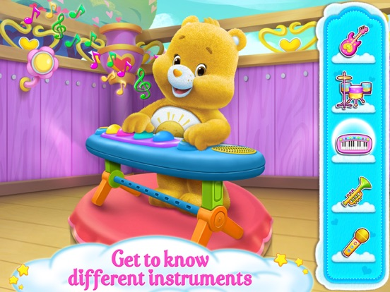 Care Bears Music Band screenshot 7