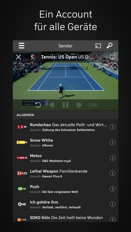 Zattoo TV Streaming screenshot-4