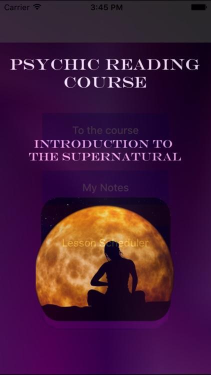 Psychic Reading Supernatural screenshot-3