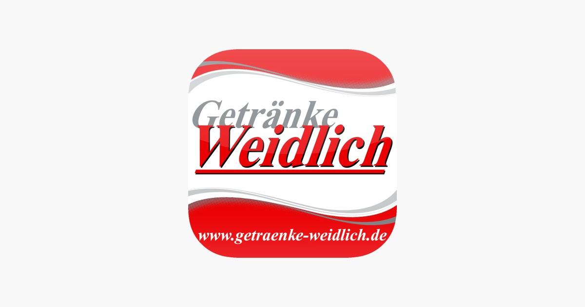 Getränke Weidlich GmbH im App Store