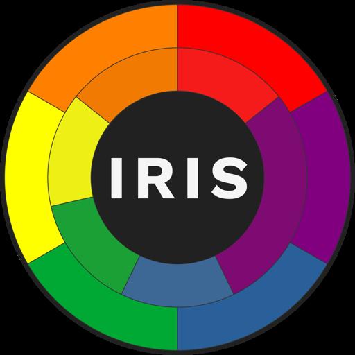 Iris - Color palettes editor