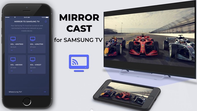 Mirror for Samsung TV Pro Screenshot
