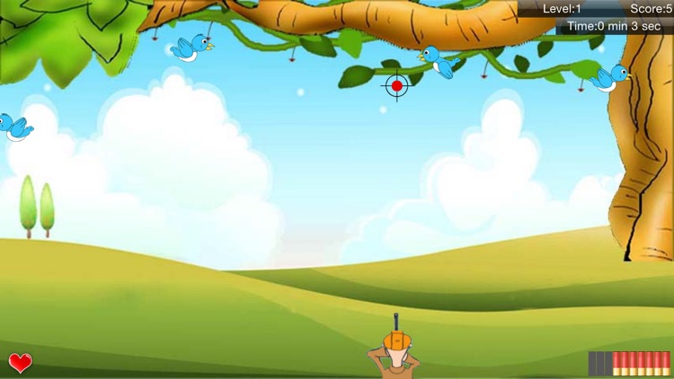 Wild Bird Hunting Challenge screenshot-2