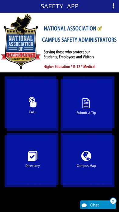 NACSA SAFETY APP by OPOTA SPO (iOS, United States) - SearchMan App