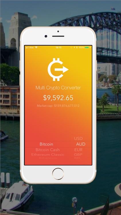 MultiCrypto converter screenshot-0