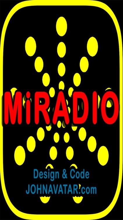 MiRADIO Internet (> SAT FM AM)