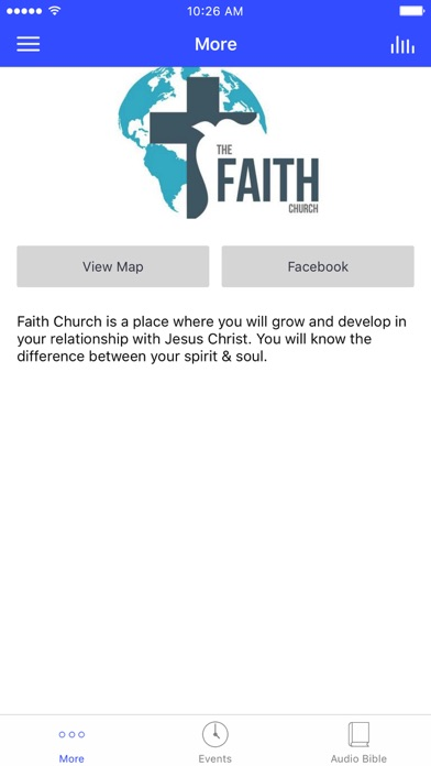 Faith Church Bakersfield screenshot 1