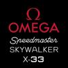 OMEGA Speedmaster Skywalker X-33 interactive manual