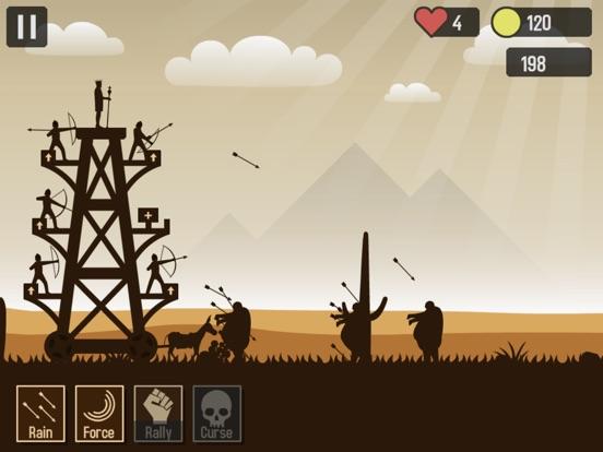 Medieval Defense Z screenshot 7