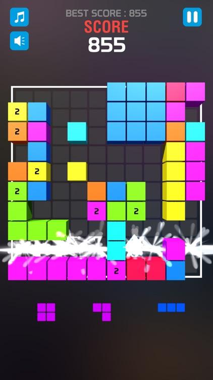 Block Puzzle Mania 3D screenshot-3