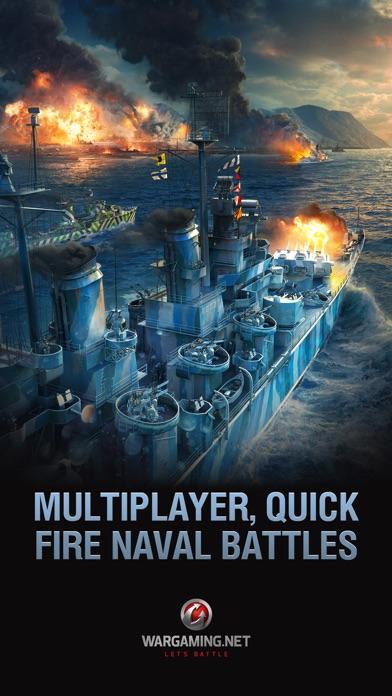 World of Warships Blitz: MMO screenshot 3