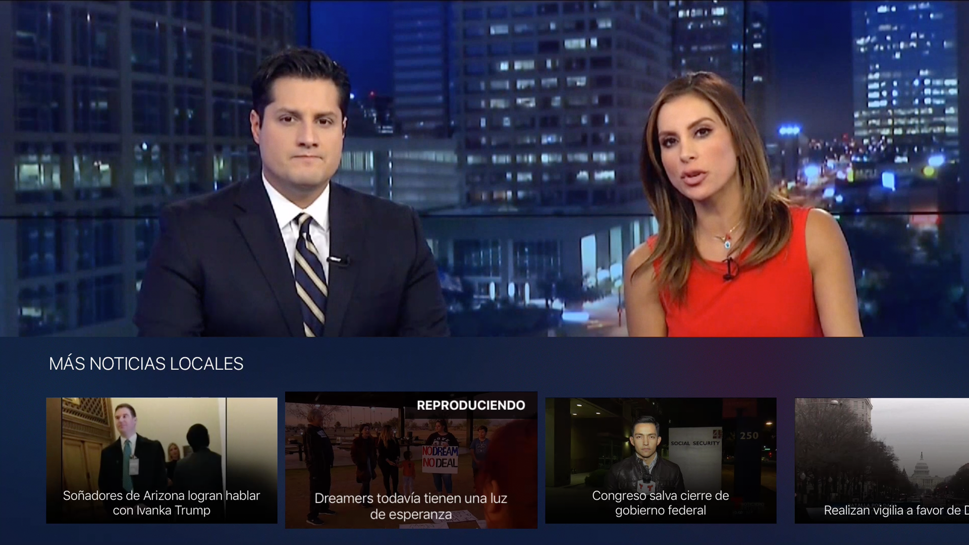 Telemundo Arizona screenshot 12